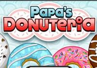 Tienda de Donuts de Papa Louie