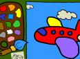 Colorear dibujos en movimiento