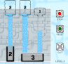 Water measure game