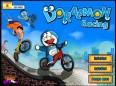Doraemon Carrera de bicis