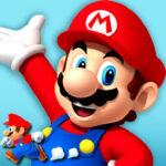 Mario recoge monedas