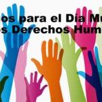 Juegos para el Día Mundial de los Derechos Humanos