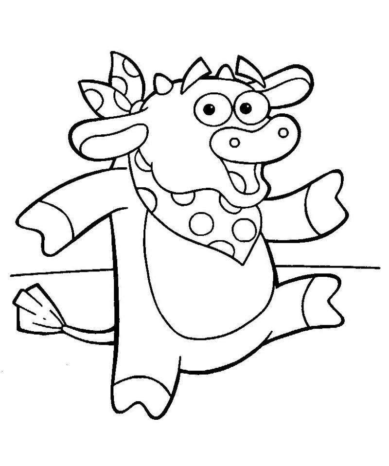 Dibujos de Dora para Colorear | COKITOS