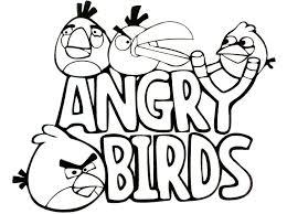 Dibujos De Angry Birds Para Colorear Juegos Gratis Online Cokitos