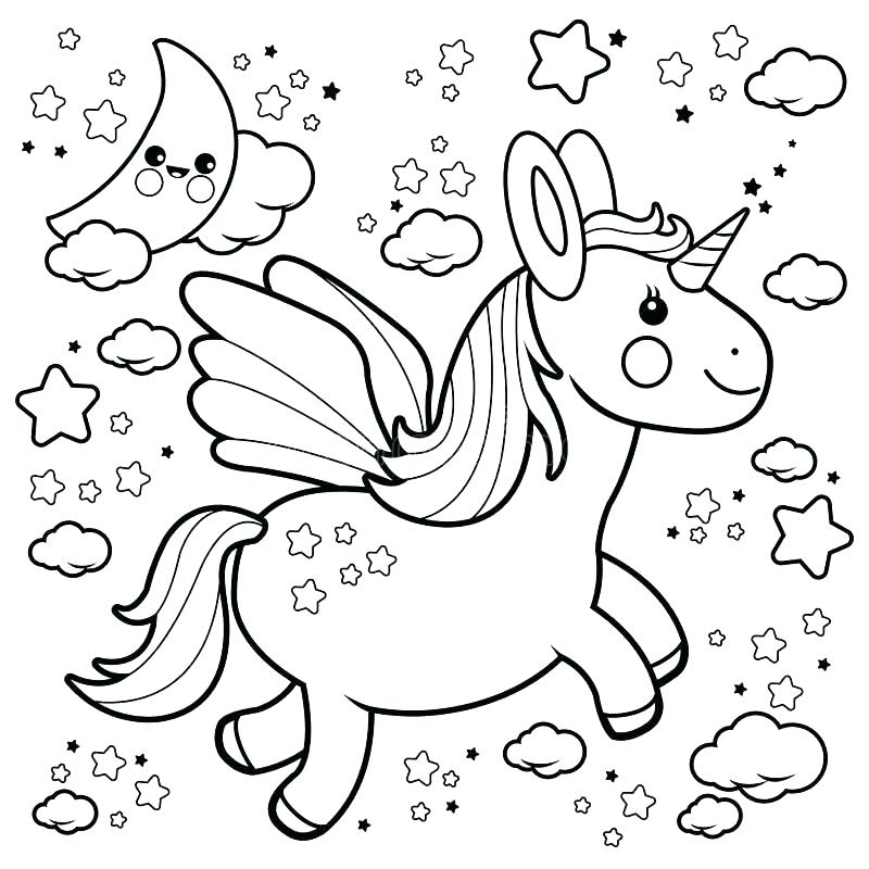Dibujos De Unicornios Para Colorear Juegos Gratis Online