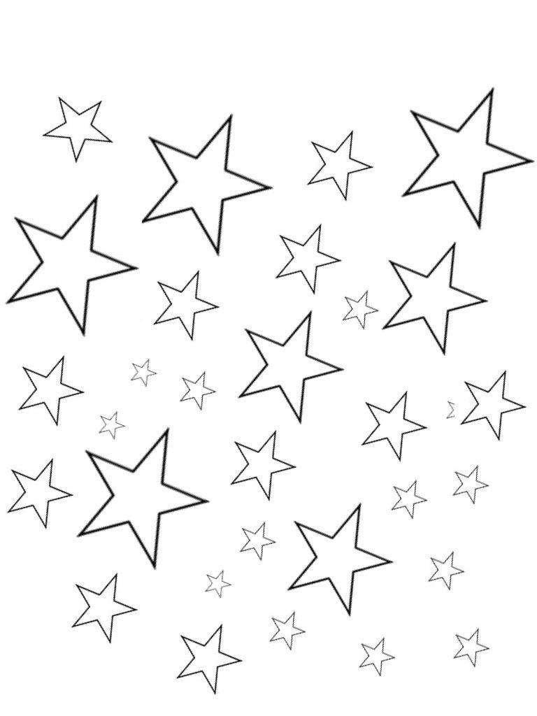 Dibujos De Estrellas Para Colorear Juegos Gratis Online Cokitos
