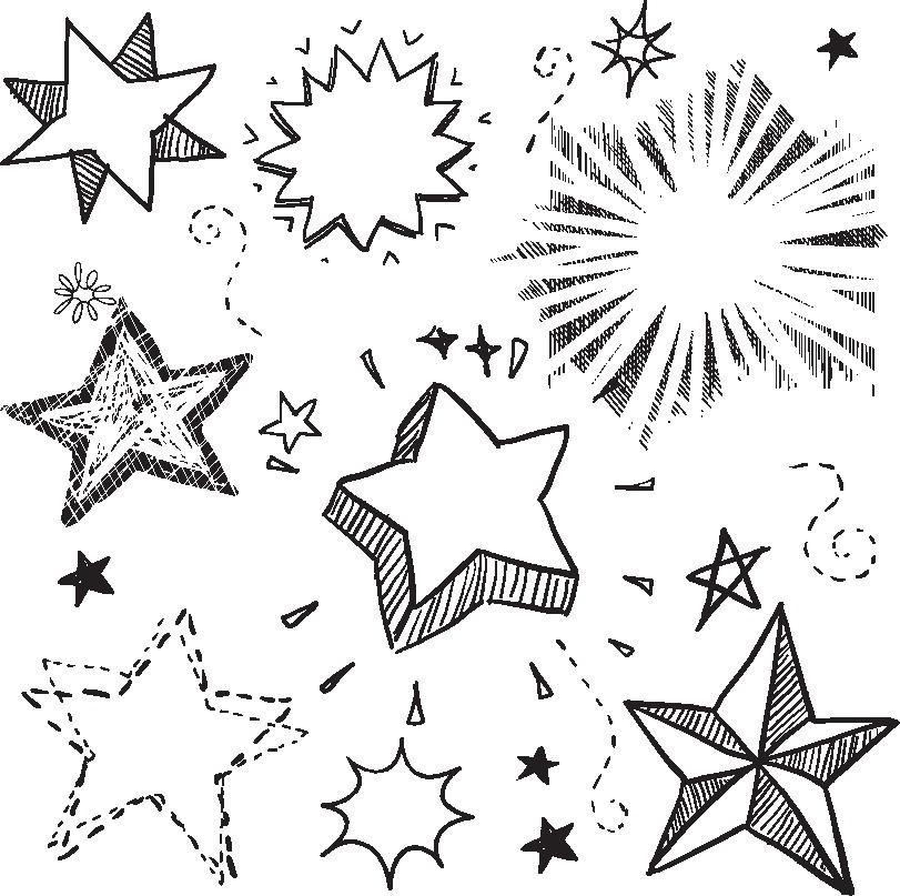 Dibujos De Estrellas Para Colorear Juegos Gratis Online