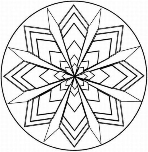 Dibujos de Simetría para Colorear | Juegos Gratis Online ...