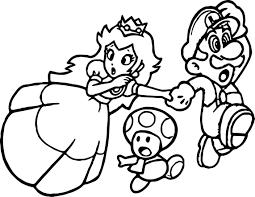 Dibujos De Mario Bros Para Colorear Juegos Gratis Online Cokitos