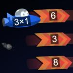 Carrera Espacial Multiplicación