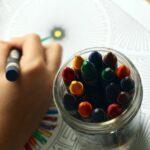 Aprender jugando, pintando y dibujando: estrategia infalible para los niños