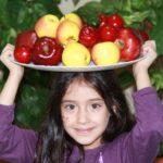 La importancia de que los niños coman frutas y verduras