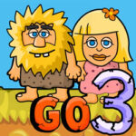 Adán y Eva GO 3