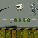 Ahorcado Zombie de Animales en Español