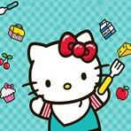 Prepara el almuerzo a Hello Kitty