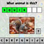 Escribir Animales en Inglés