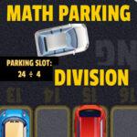 Aparcamiento de Divisiones Matemáticas