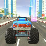 Aparcar un Monster Truck