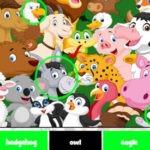 Aprender Inglés: Animales