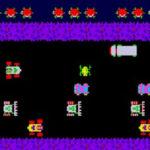 Arcade Frogger clásico