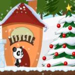 Aventura del Panda en Navidad