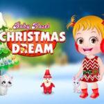 Sueño de Navidad de Baby Hazel