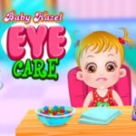 Baby Hazel en el Oculista