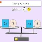 Balanza Algebraica de Ecuaciones