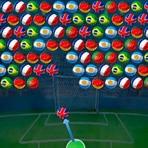 Juegos de Bolas Mundial de Fútbol
