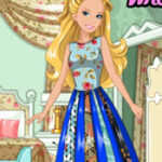 Barbie Moda Patchwork