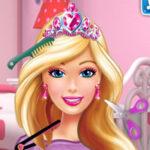 Barbie en la Peluquería