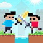 Guerra de Píxeles para 2 Jugadores