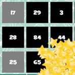 Bingo de Matemáticas