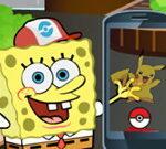 Bob Esponja Pokemon GO