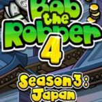 Bob the Robber 4.3: episodio Japón
