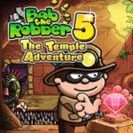 Bob the Robber 5: Aventura en el Templo
