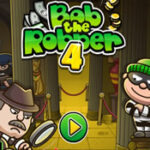 Bob the Robber 4. Episodio Francia