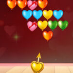 Bubble Shooter Corazones