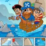 Busca en la Foto Pirata