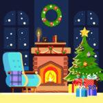 Buscar 5 Diferencias en Navidad