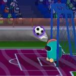 Cabezones Fútbol Among Us