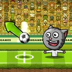 Cabezones Fútbol con Mascotas