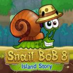 Caracol Bob 8: historia de la isla