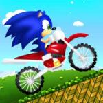 Carrera de Motos Sonic