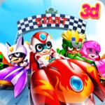 Carrera de Karts 3D