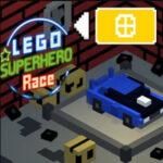 Carrera de Lego Superhéroes