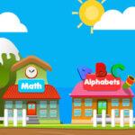 Ciudad Educativa: Números y Letras