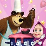Cocinar con Masha y el Oso