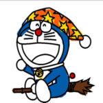 Colorear Doraemon