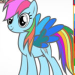Colorear My Little Pony